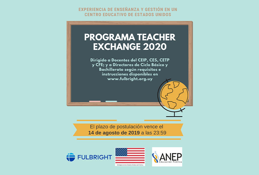 Programa Teacher Exchange 2020