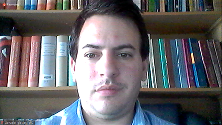 Fulbrighter Gonzalo Iglesias Rossini At Georgetown University Shares His Experience