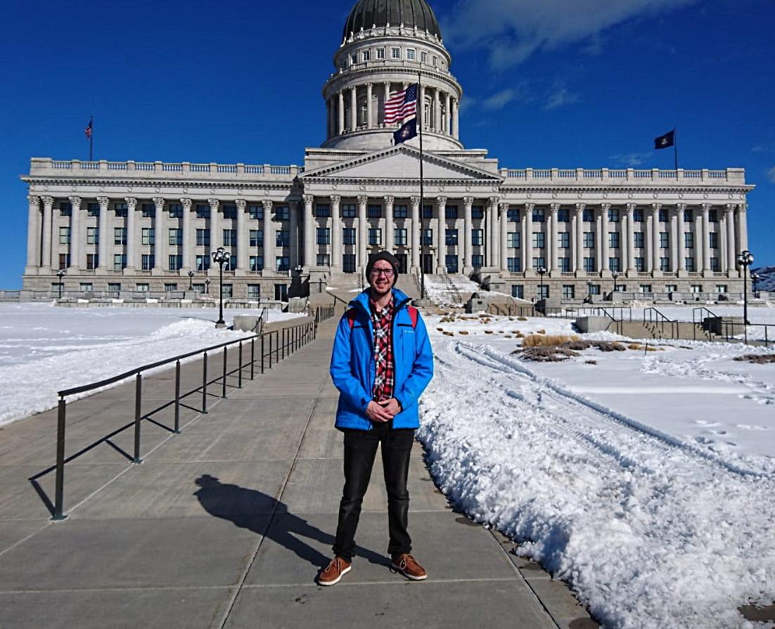 Fulbrighter Nicolás Serrano At Indiana University Bloomington Shares His Experience